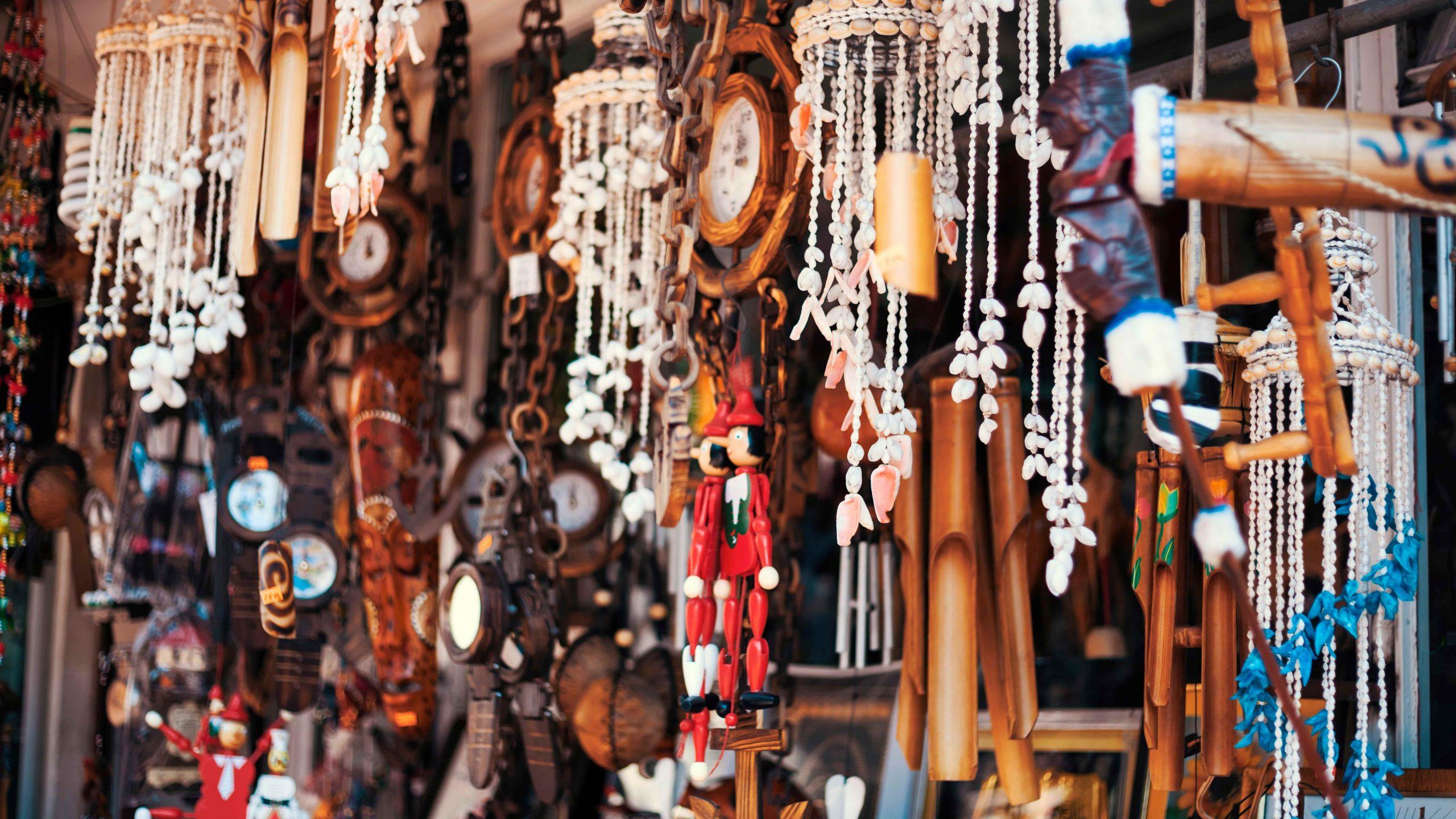 Bazares en Aranjuez