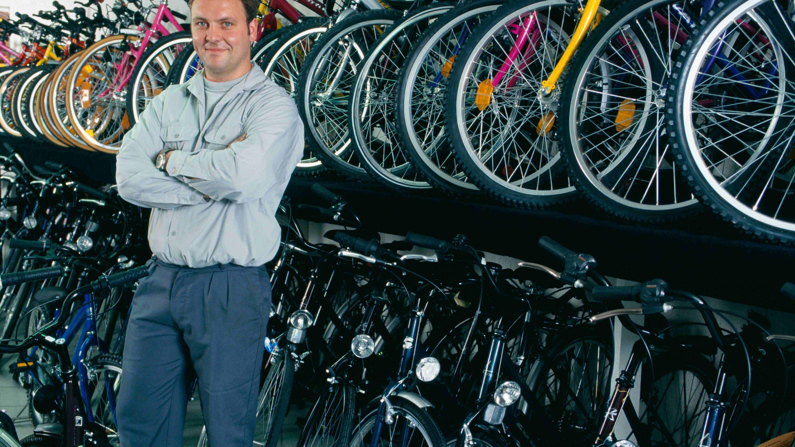 Tiendas de venta de bicicletas en Aranjuez